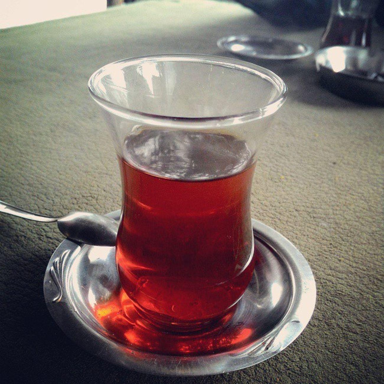 çay Candir Icersen Isinirsin