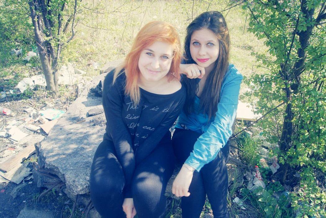 Wczoraj pyknął Nam rok przyjaźni Kocham Cię bardzo mocno, nie chcę Ciebie stracić <3 .