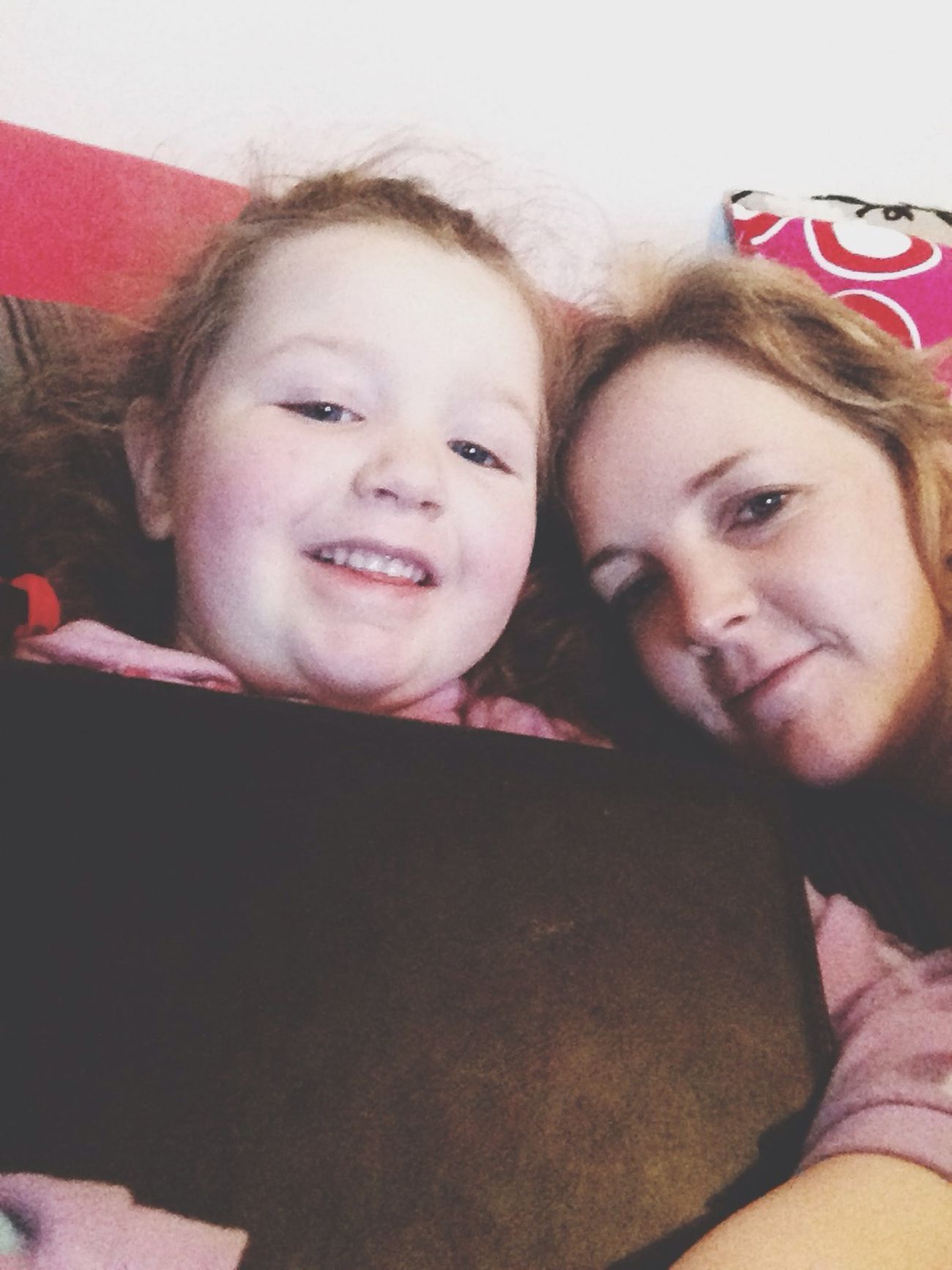 Chilling with Gracey!