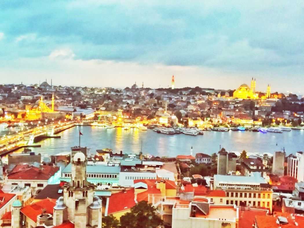 That view i miss so much ? Wannagoback Myfutureplace Beautiful Sultanahmet