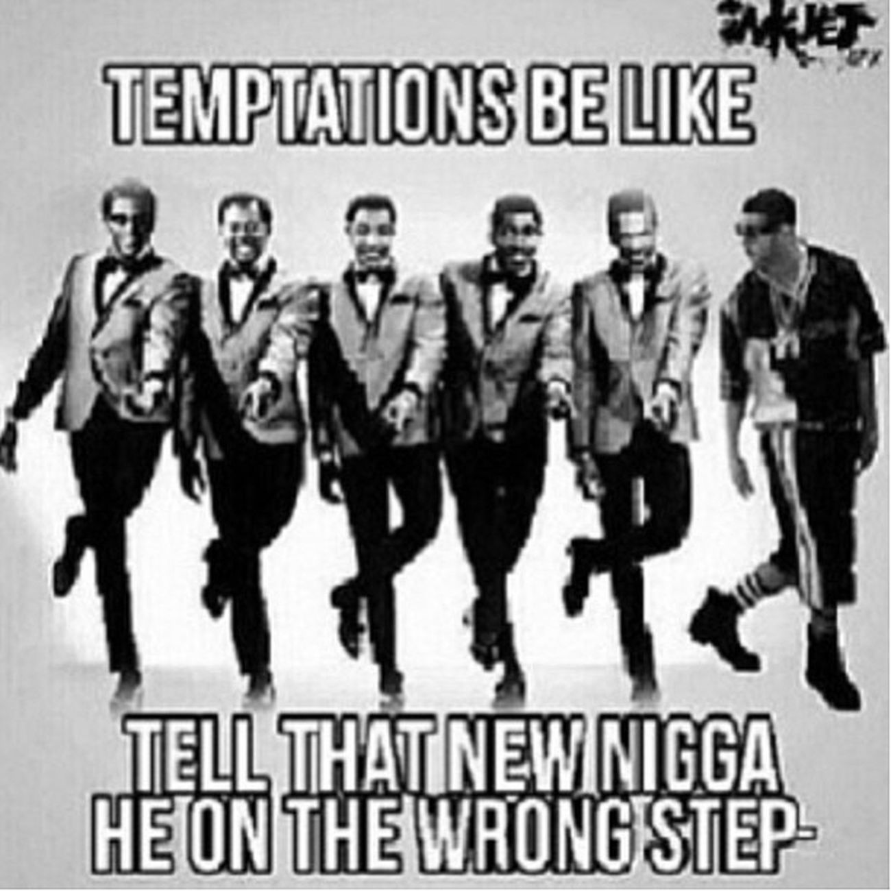 Imdone Goodnight TheTemptations Drake  ThrowbackThursday TBT