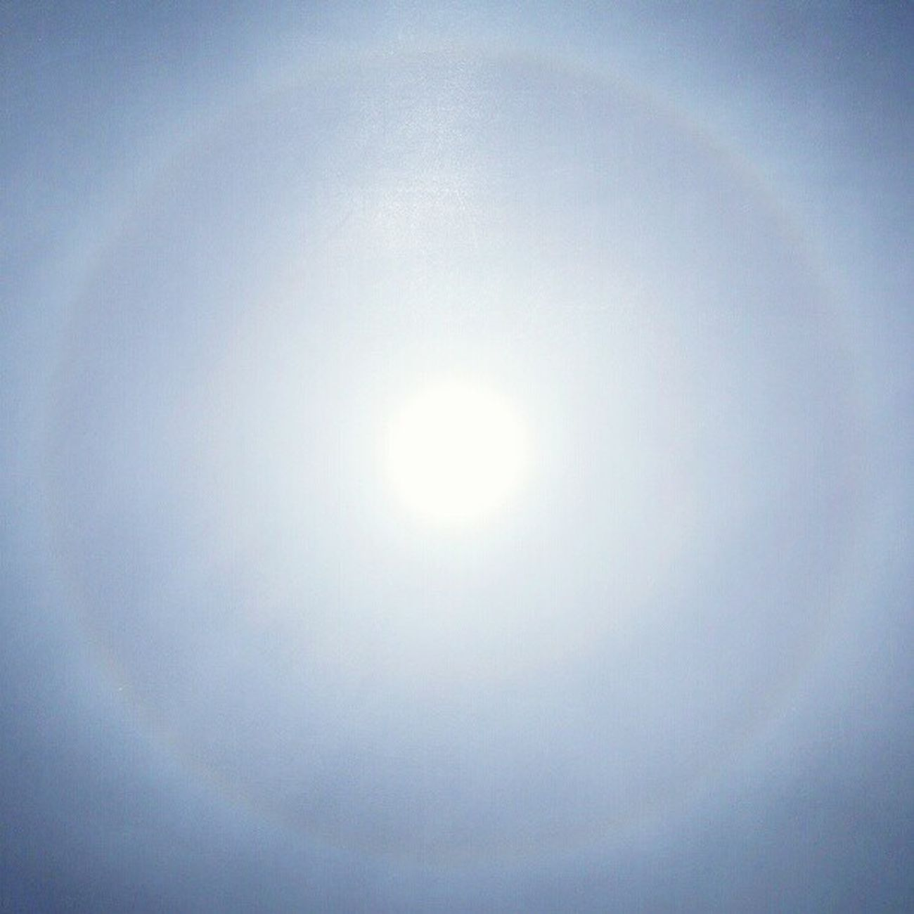 Sun had a cool rainbow around.. In mexico 360rainbow Sun Rainbow Rainbowcircle sunlight sunrainbowcircle sungazing sunlovers mexico playadelcarmen beautifulview