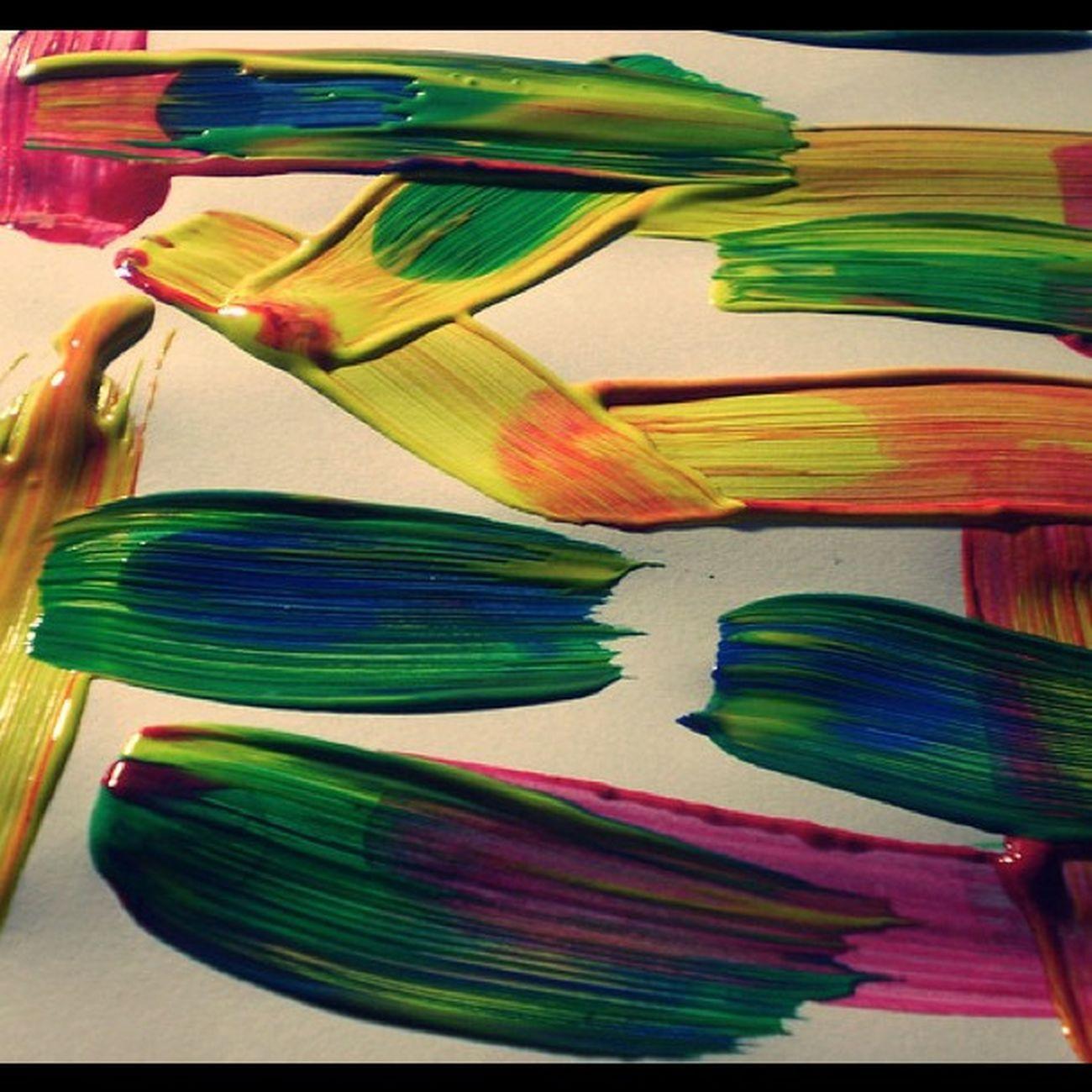 Pruebas de colores. #sinfiltros Sinfiltros