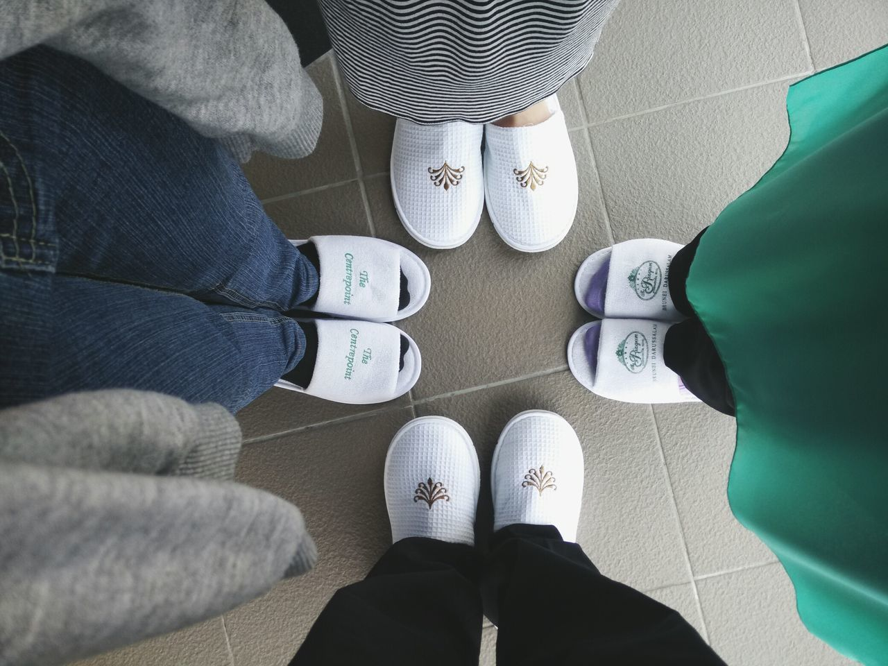 Low Section Standing Shoe Human Leg Human Body Part Personal Perspective People Men Real People Only Men Adult One Person Lifestyles Adults Only Indoors  One Man Only Day Friendship Close-up Feet Travel Photography OPPO Brunei Brunei Darussalam Break The Mold