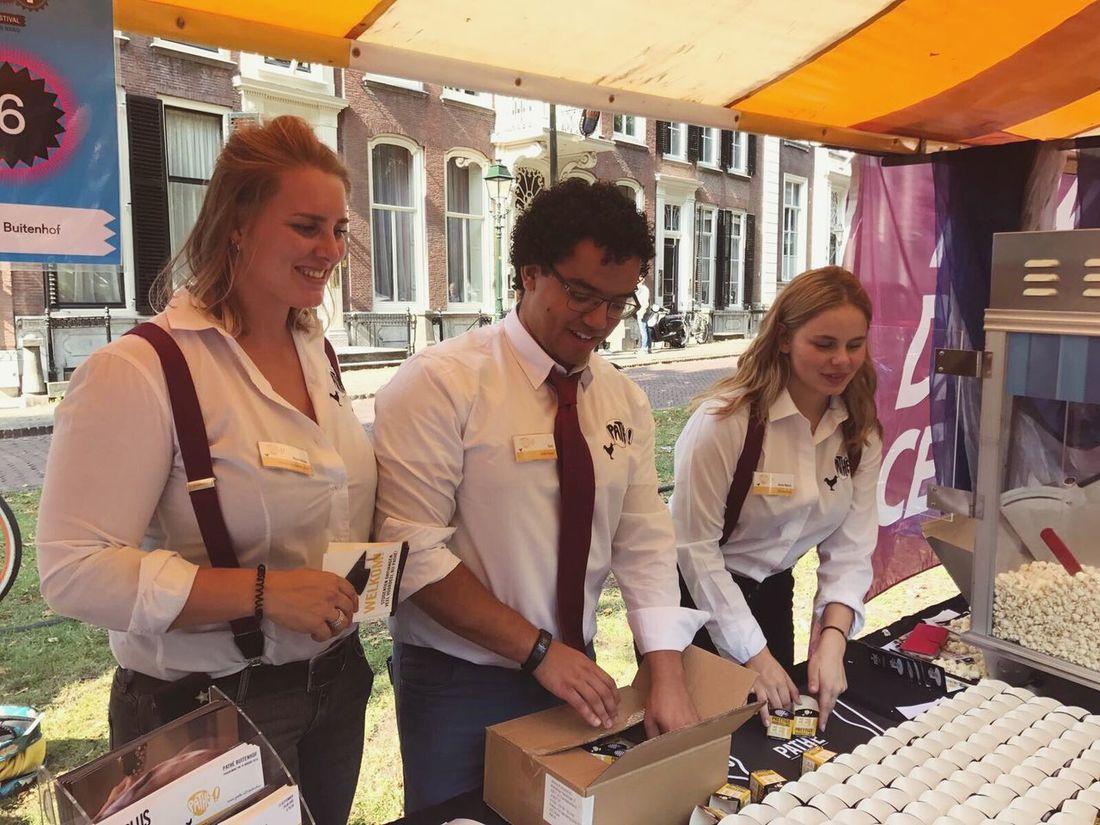 Pathé The Netherlands Cinema Promoting Promoting Team Work Love