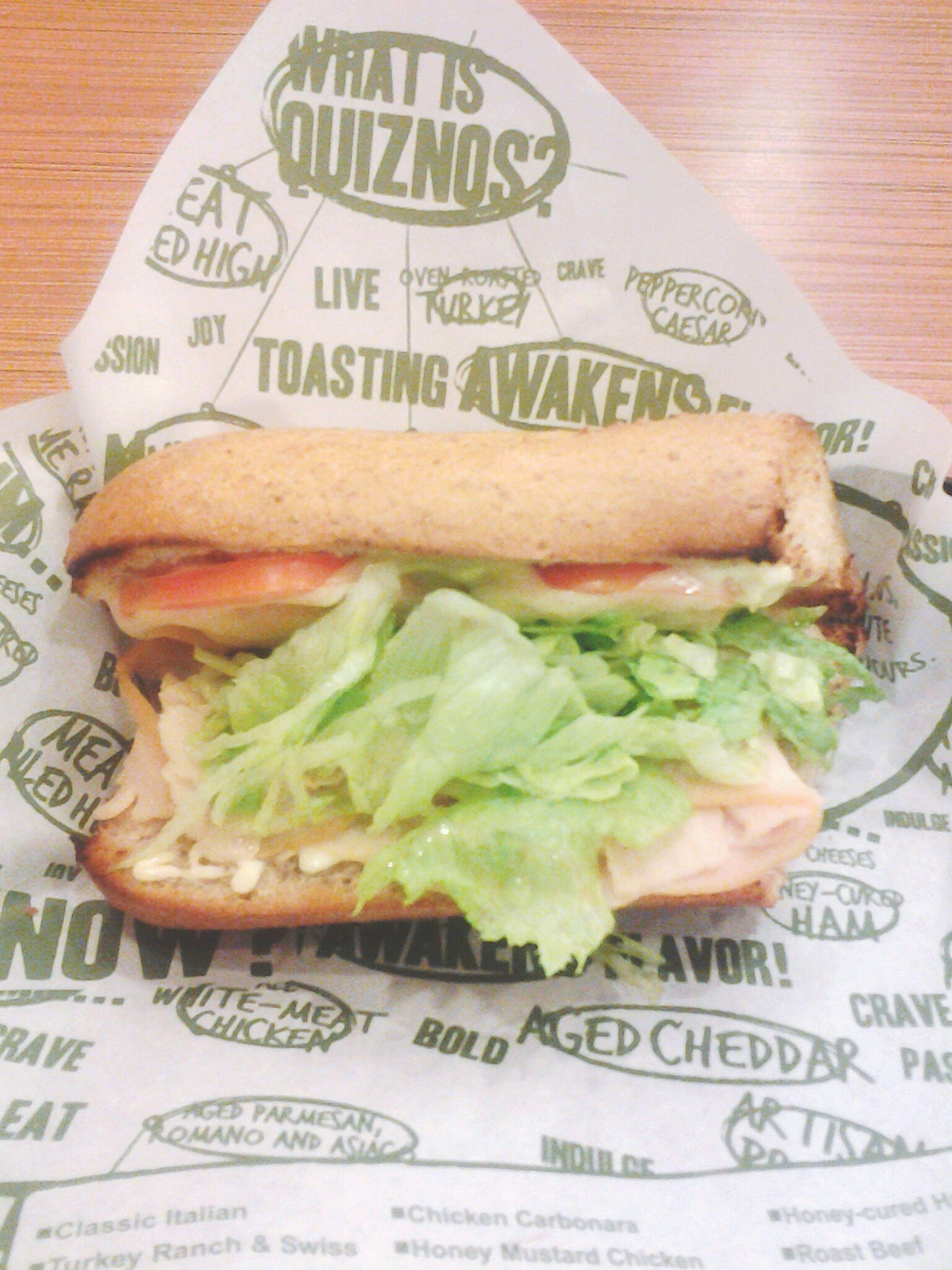 Fooooooodddd!!! This Is Not The Subway Sandwiches Quick Bite Philippines Food