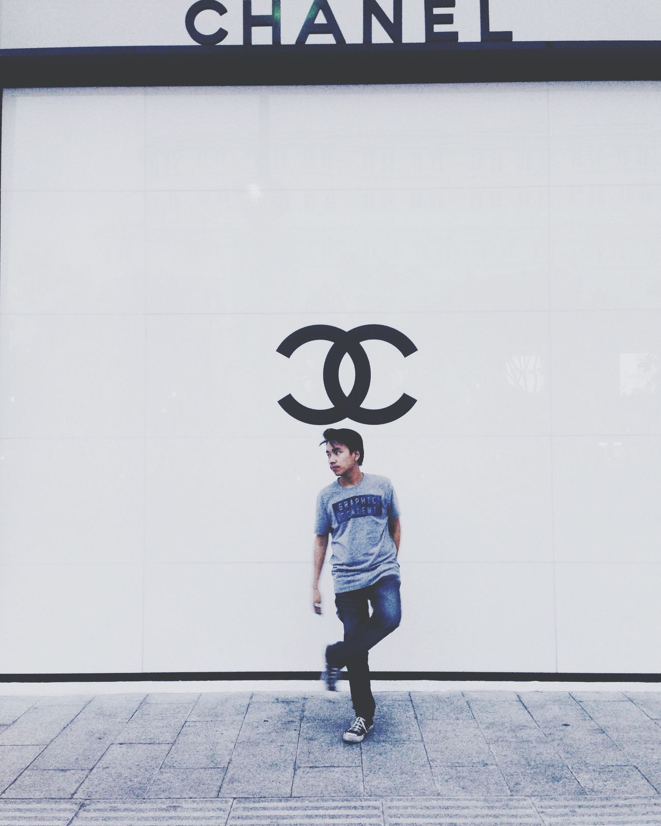 Túmickey Bymyside Asianboy Lovetime Artphoto Vietnamese Happiness Mickey Mouse Summer ☀ Chanel