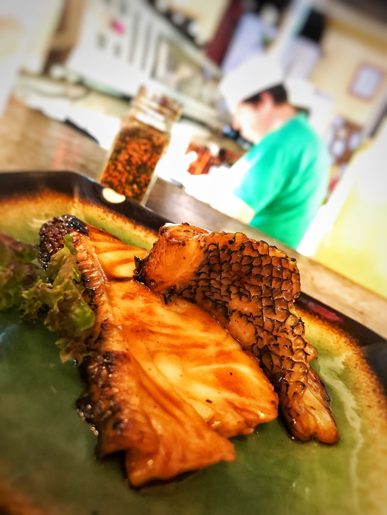 Goemon Food And Drink Indoors  Real People Food Sushi Human Hand Sushilover Mero