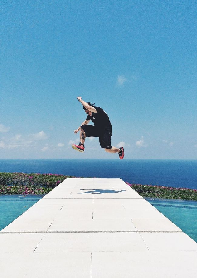 Missing Bali Bali Jumpshot Jump