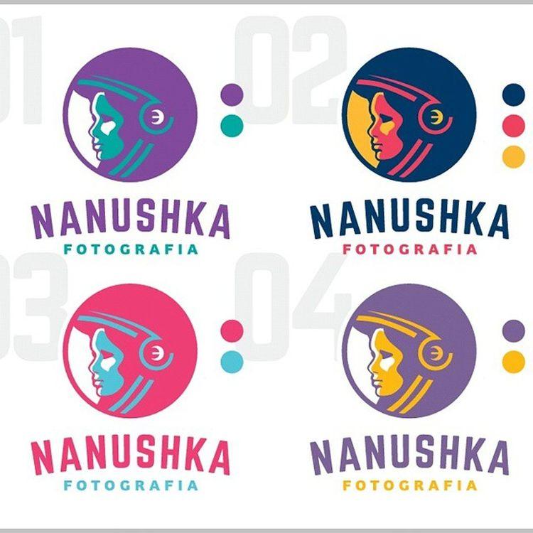 Quase pronta! Qual vocês preferem?! Nanushka