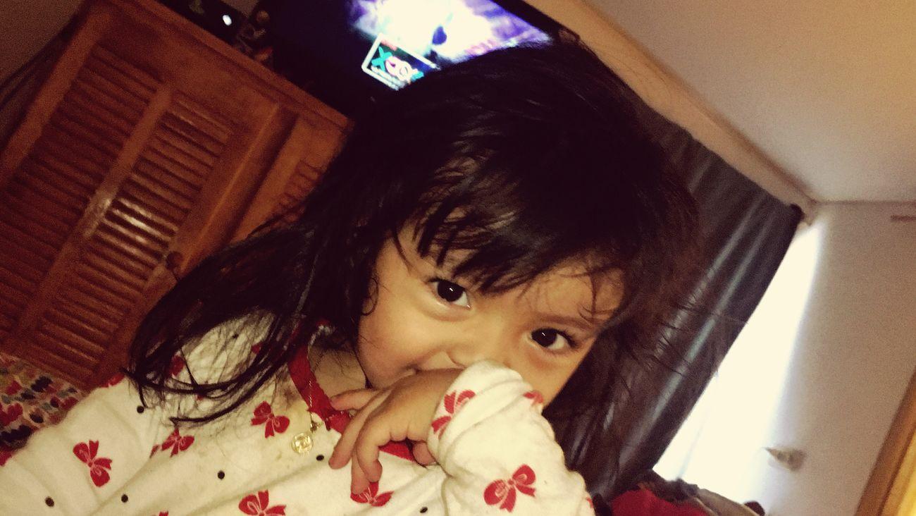 Babygirl Smile Cute Pretty Girl