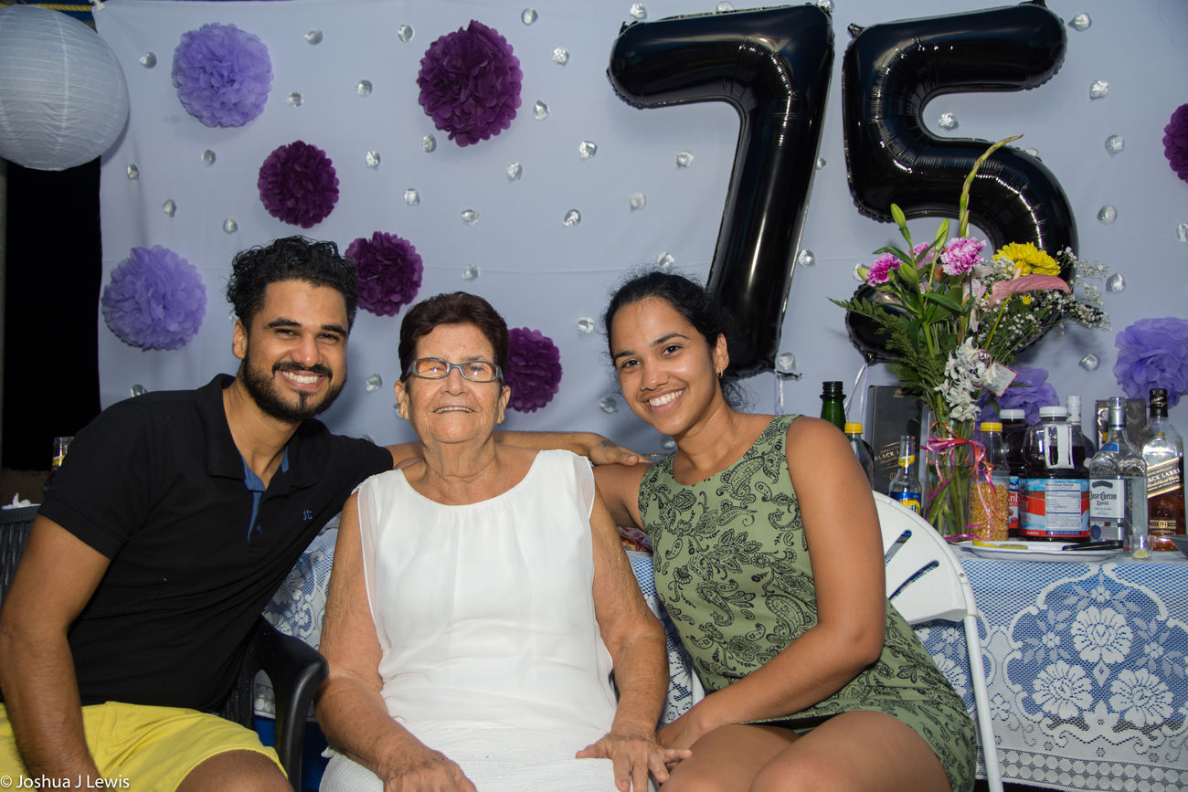 Casual Clothing Togetherness Smiling Beautiful People Looking At Camera Stillife Birthdayparty Laughing Caribbean Family Time Trinidad And Tobago Party - Social Event Beautiful Love