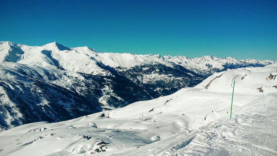 Enjoying The Sun Hollidays Travel Valmeinier Ski Montagne👌 ❄🏂