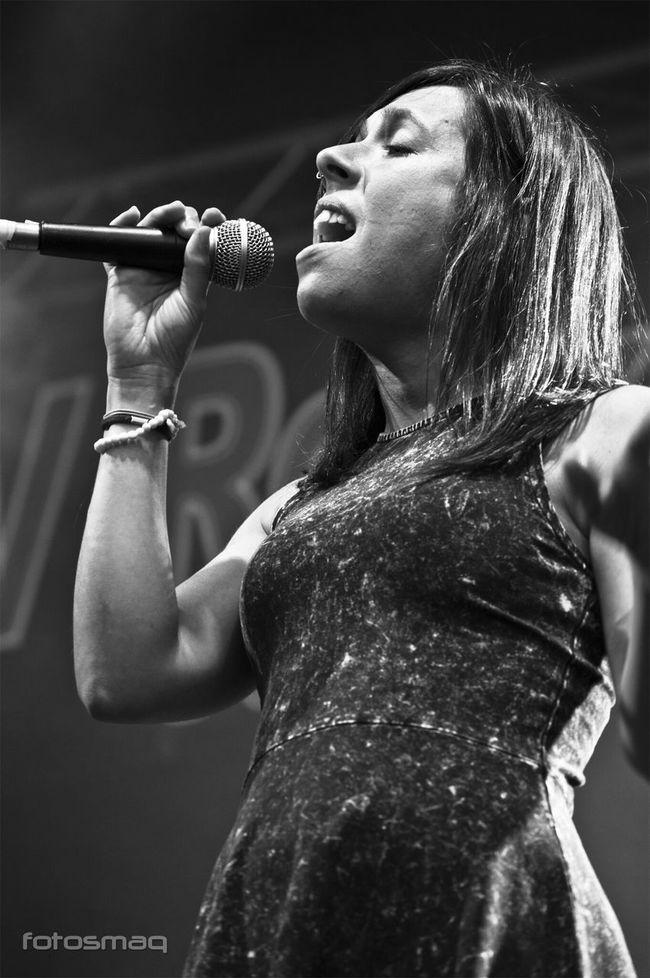 Rock in Cambre 2015. Black & White Monochrome Blanco Y Negro Blackandwhite Music Live Music Gig