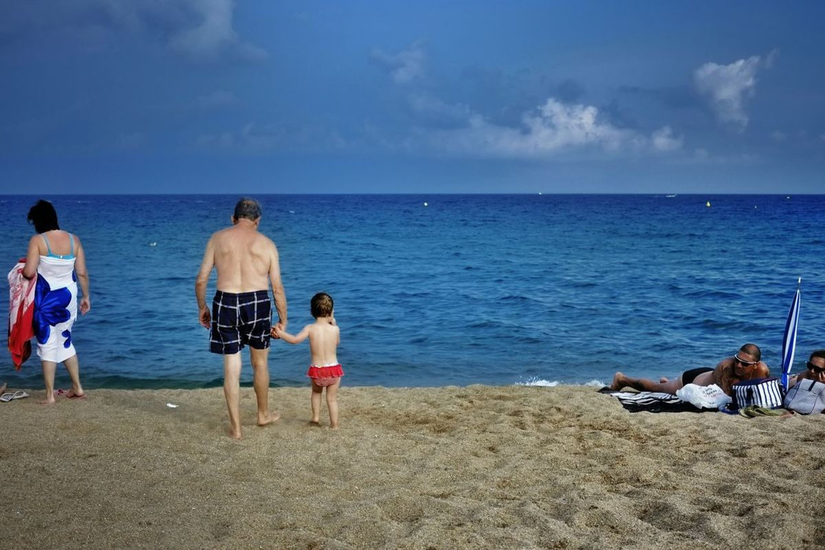 Beach My Daughter