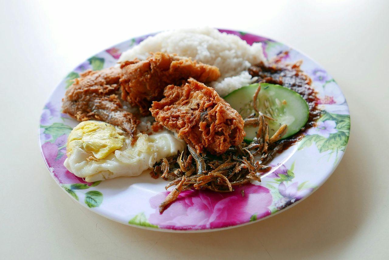 Nasi Lemak Sgfood Singapore Hawker Food Foodporn Rice Food Porn Awards