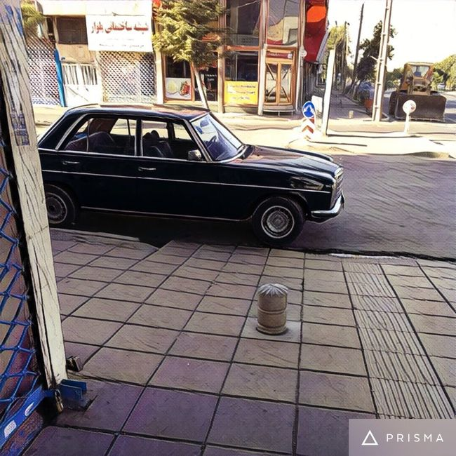 ISight IPhone 6s Iphonephotography IPhoneography Prisma Mercedes Mercedes-Benz Iran Snapseed Streetphotography Karaj Alborz