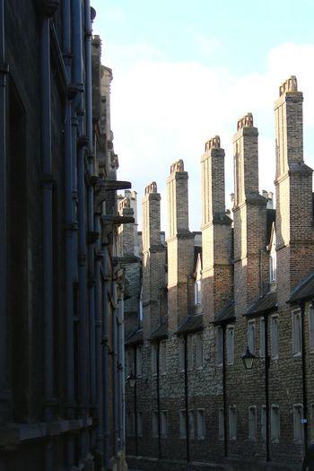Streets of Cambridge In Cambridge School Cambridge Architecture Chimneys