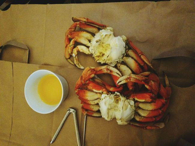 PNW Pacific Northwest  Dungeness Crab Oceanlife Ocean❤ Food And Drink Food