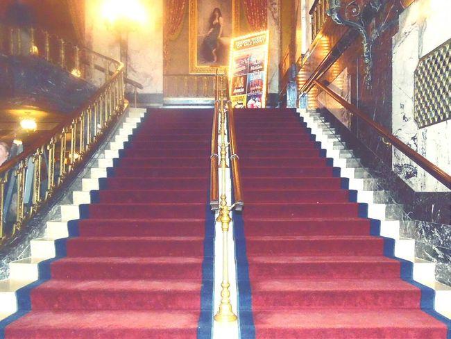 Stairways Red, Velvet, Theater, Stairs Sheas Theater Operahouse Opera House Theater Theater Life Theaters