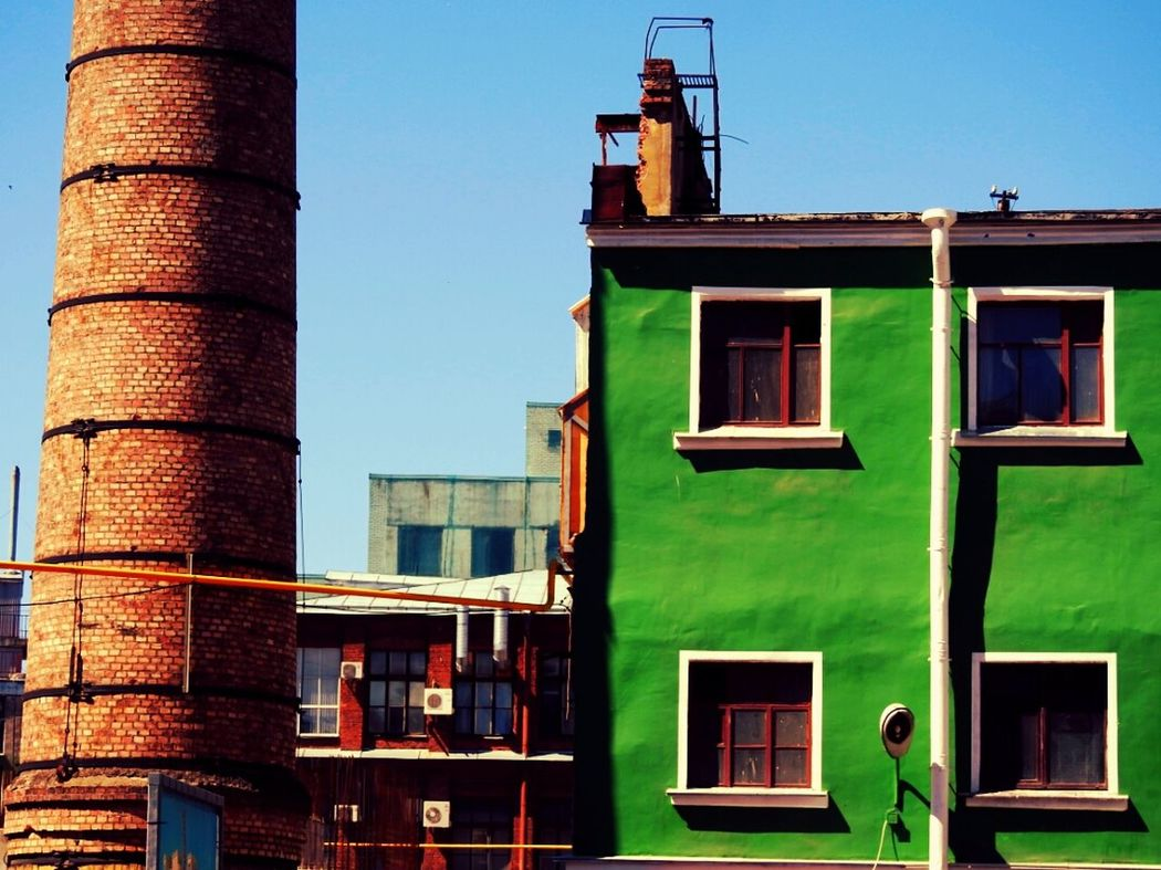 Green Color Big Pipes Streetphotography Street Design Summer Great Colors Sankt-Petersburg Russia Walking Around Original Experiences
