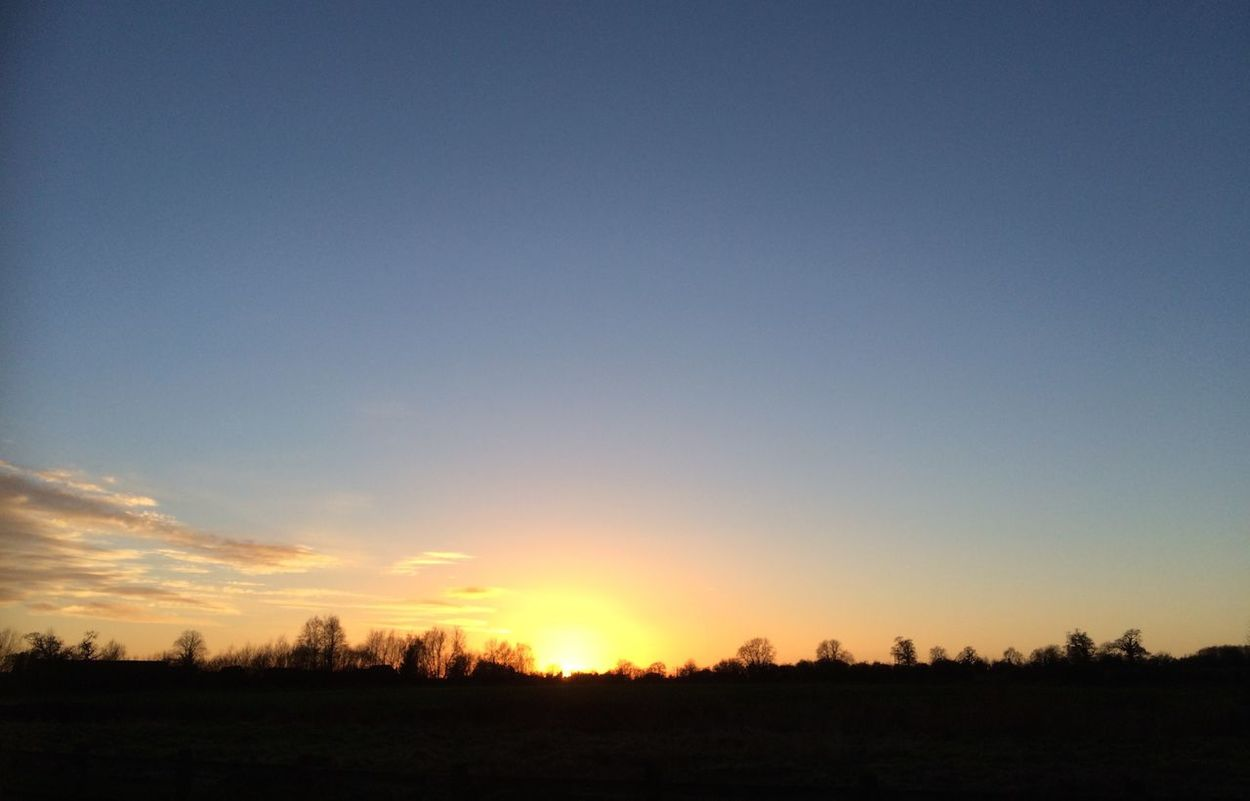Beautiful Sunset - Sunset - The Sun - Creative Light And Shadow - Light & Dark - Landscapes - Nature - Eye4photography  - Natural Beauty