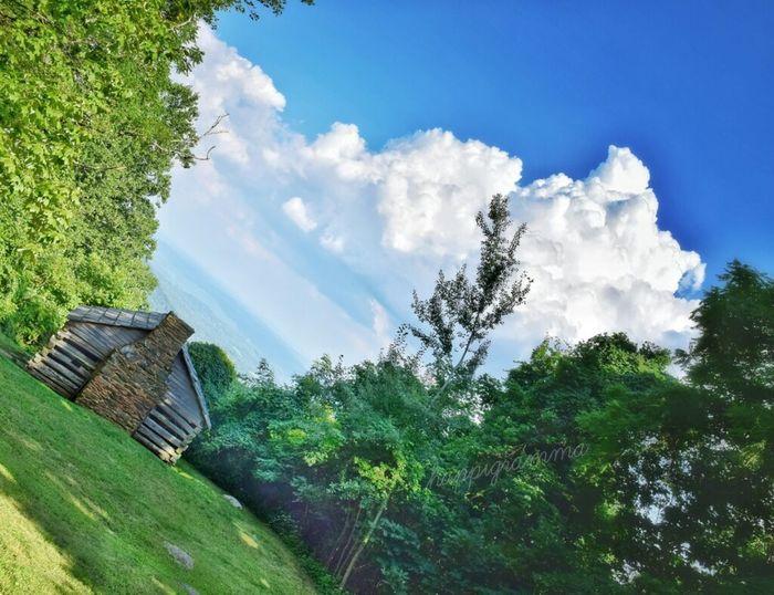blueridgeparkway Virginiaisforlivers Thesmallestlittlethings Happigramma Godscountry Puffyclouds
