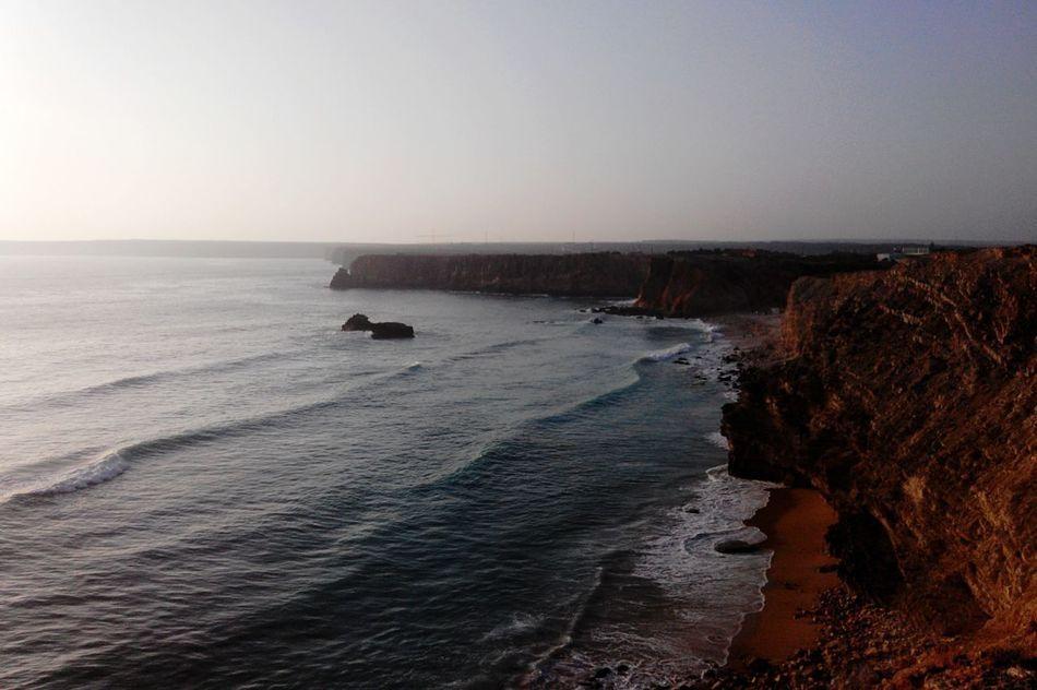 Sagres Sagres, Algarve Costaalgarvia Coast Algarve Sea Sea View Coastview Coast Line  Atlantic Ocean