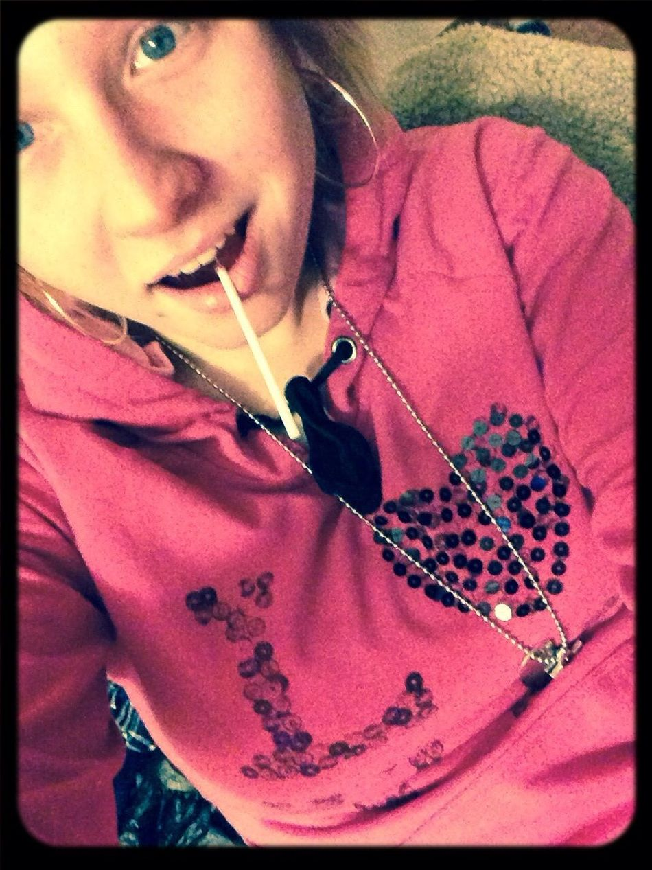 My eyes ;) high life lollipop