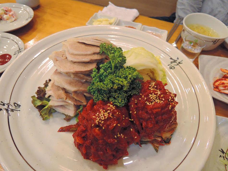 각시보쌈 양도많고 맛도 좋다!!! Korean Food Foodporn