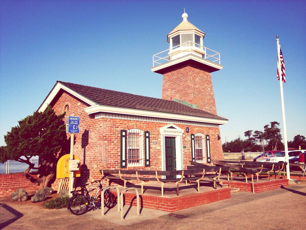 Santa Cruz Surf Museum. Lighthouse Surf Santacruz