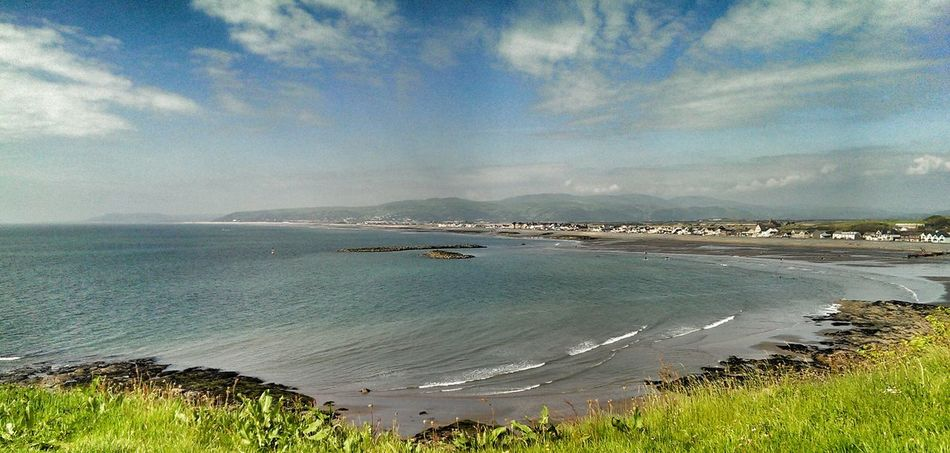 Borth ...my true home village Relaxing Borth, Wales Borth Borth Beach Borth Ceredigion Wales❤ Wales Hidden Gems  Wales You Beauty