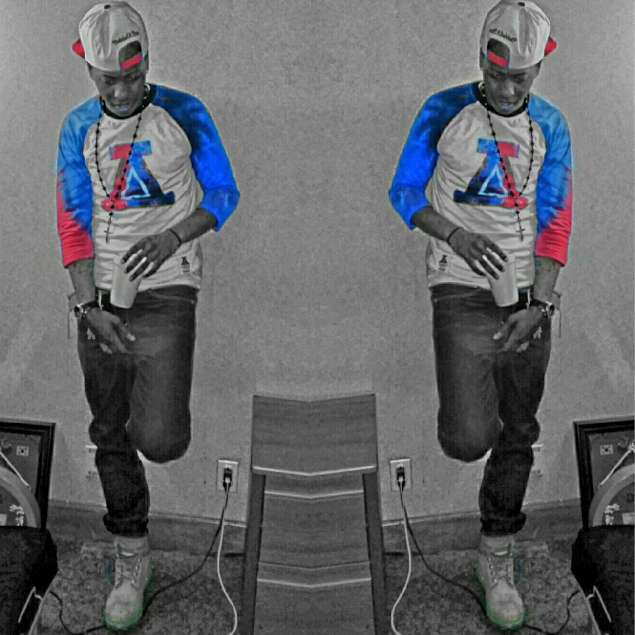 """I been passed flight school...... im on astronaut status call me """"Neil Swagstrong"""" ? Heading Out ✌ Hello World Double Exposure Looking For Trouble"""