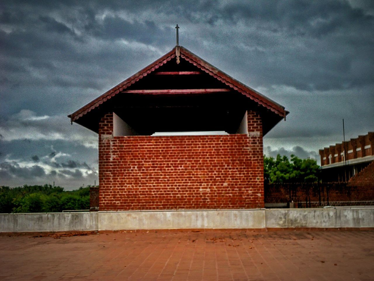 built structure, architecture, cloud - sky, sky, building exterior, no people, day, outdoors, nature