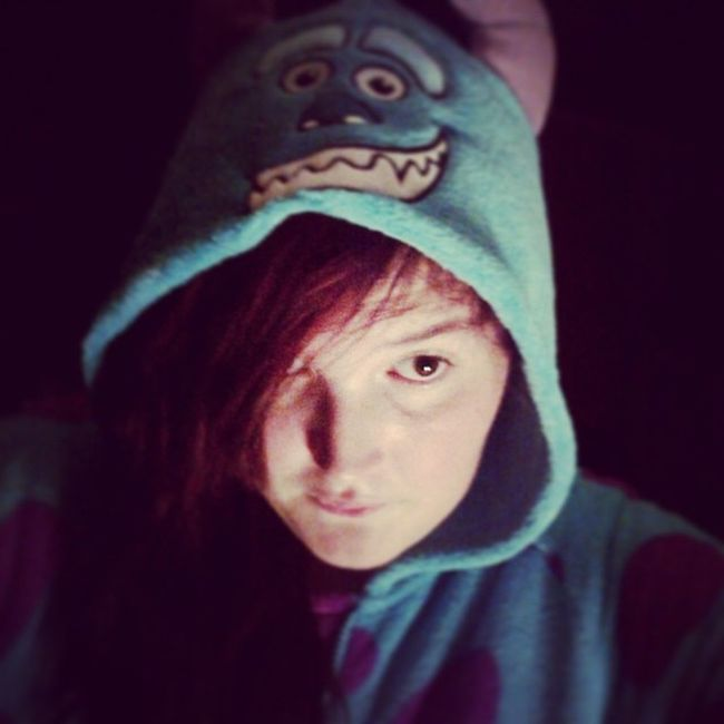 Me In Me Sully Onsie!<3 Sully Onsie Monstersinc Fluffy Comfy  Cushty Christmas Prezzie Warm Loveit L4l Like4l Like4like T4l Tag4l Tag4like Followme Follow Likeit Loveit Goood Like Follow Muchlove