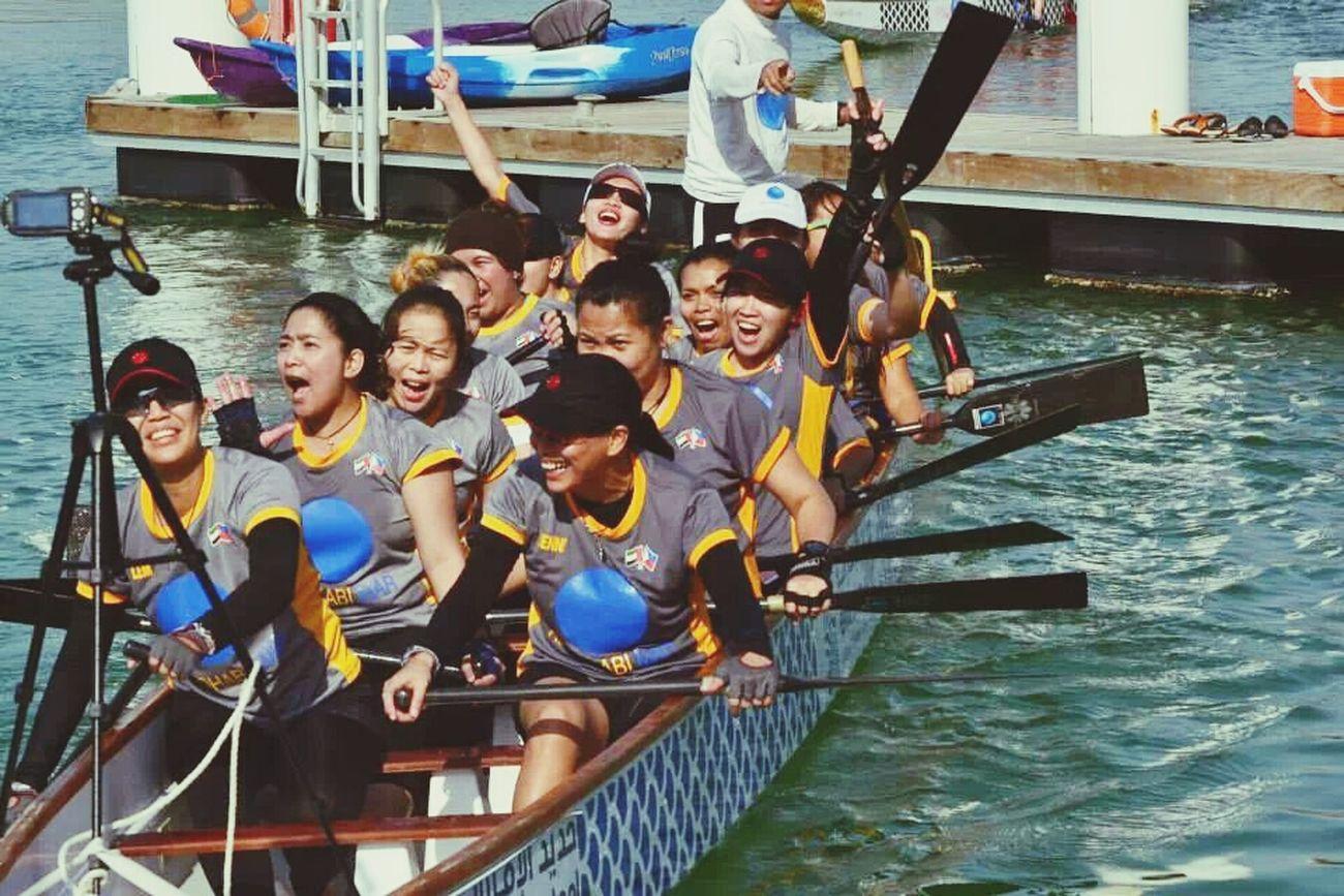 eastern mangrove 2014 regatta Dragonboatraces Missghie Enjoying Myself TeamADMar