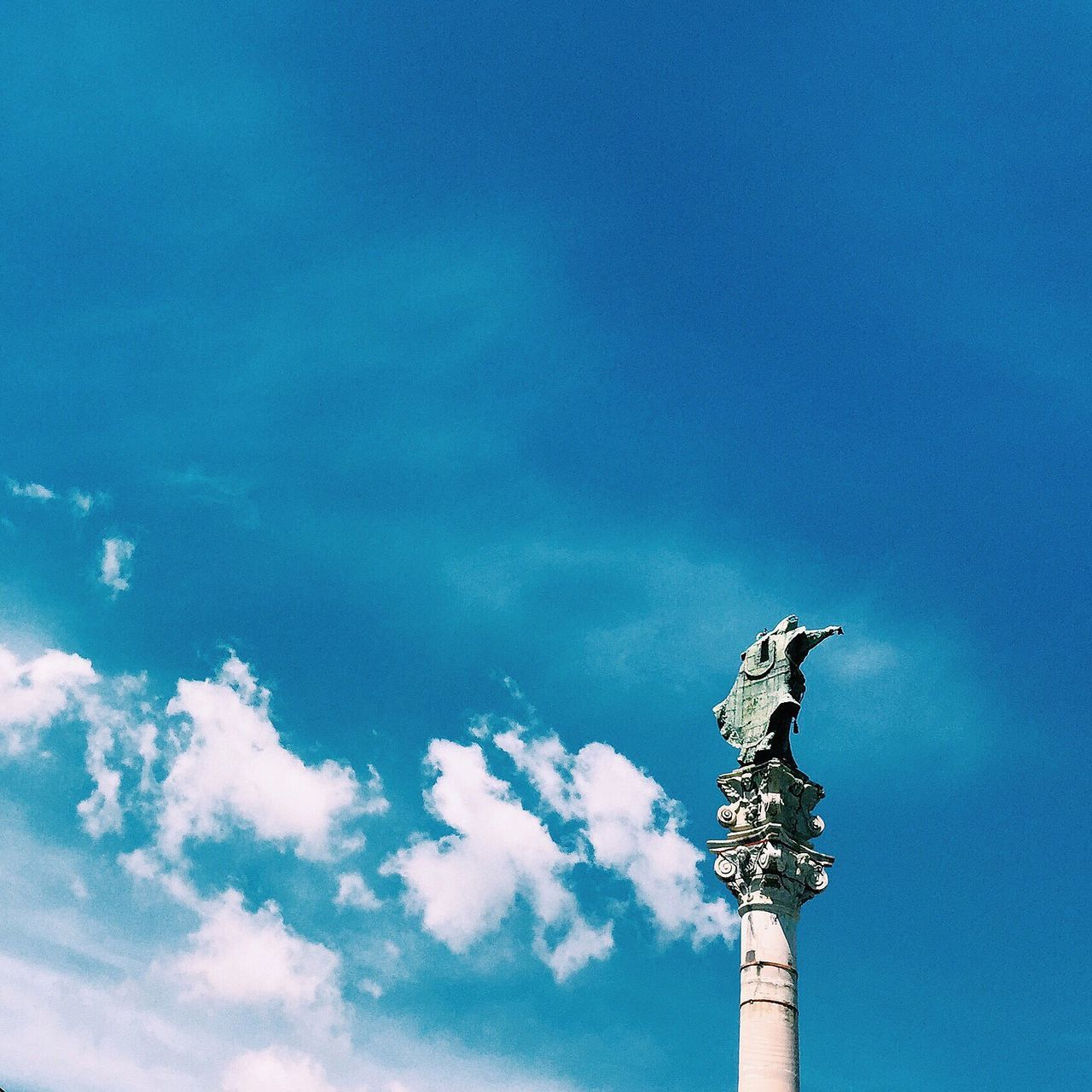 Beautiful stock photos of italy, Architectural Column, Art, Art And Craft, Blue
