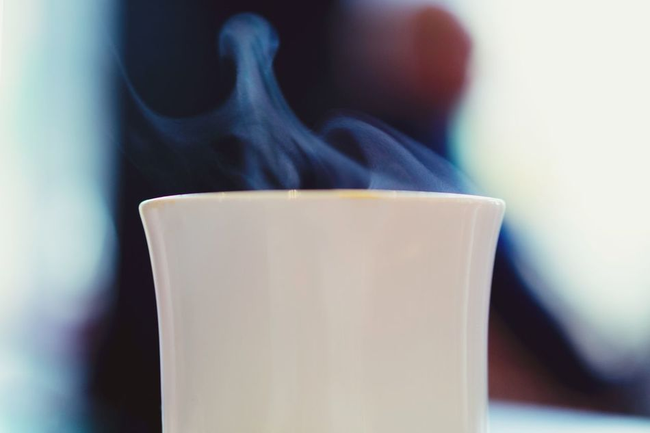 WARM. Coffee Cup Drink Coffee - Drink Human Hand Cup Close-up One Person Indoors  Day Welcome To Black People Indoors  Lifestyles