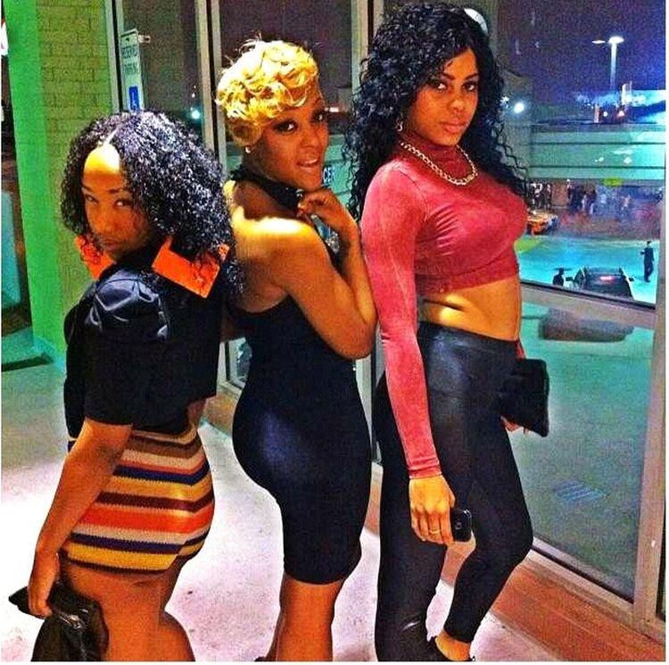 Me nd the Girls, club #SoHo ;)