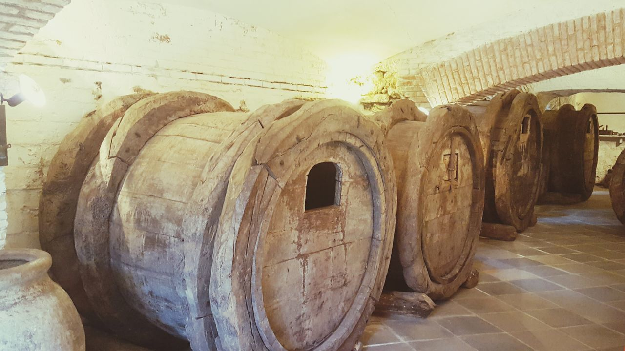Peralada... Barrel Barrels Illuminated Indoors  No People SPAIN Spain ✈️🇪🇸 City Mountain Brown Rural Scene History Adventure Tranquility Tourism Travel Vacations Vino Wine Brown Color Bodega Viniculture Day Cueva Tasty😋