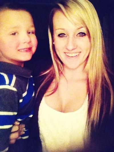 Love This Kid, Brylon. He's A Cutie. ❤