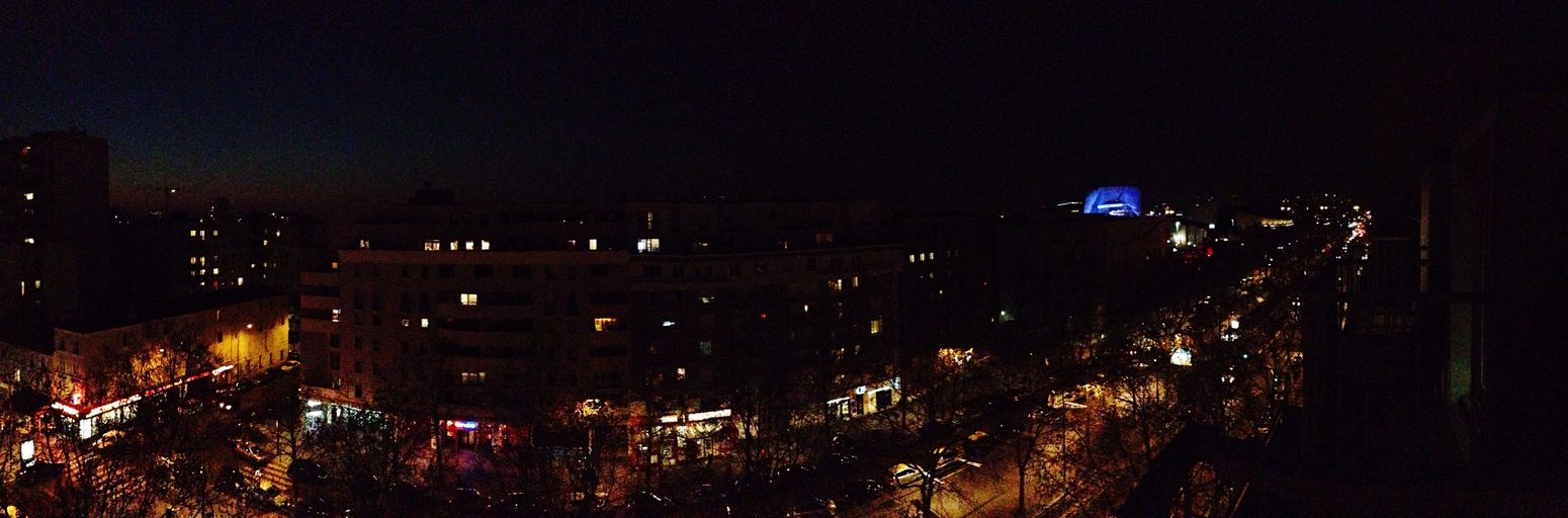 Street Paris Nightphotography Buldings Lights Beautiful LaVilleLumière