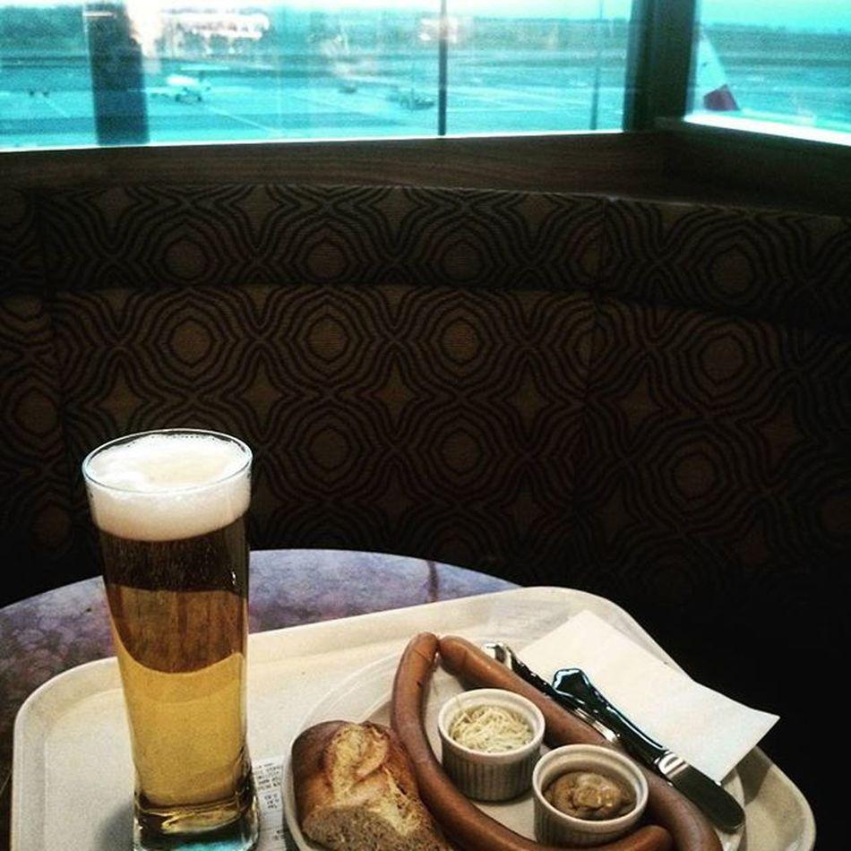 Vienna Airport Diggewurst Beer Foodporn Amoigehtsno Undtschüss Swag