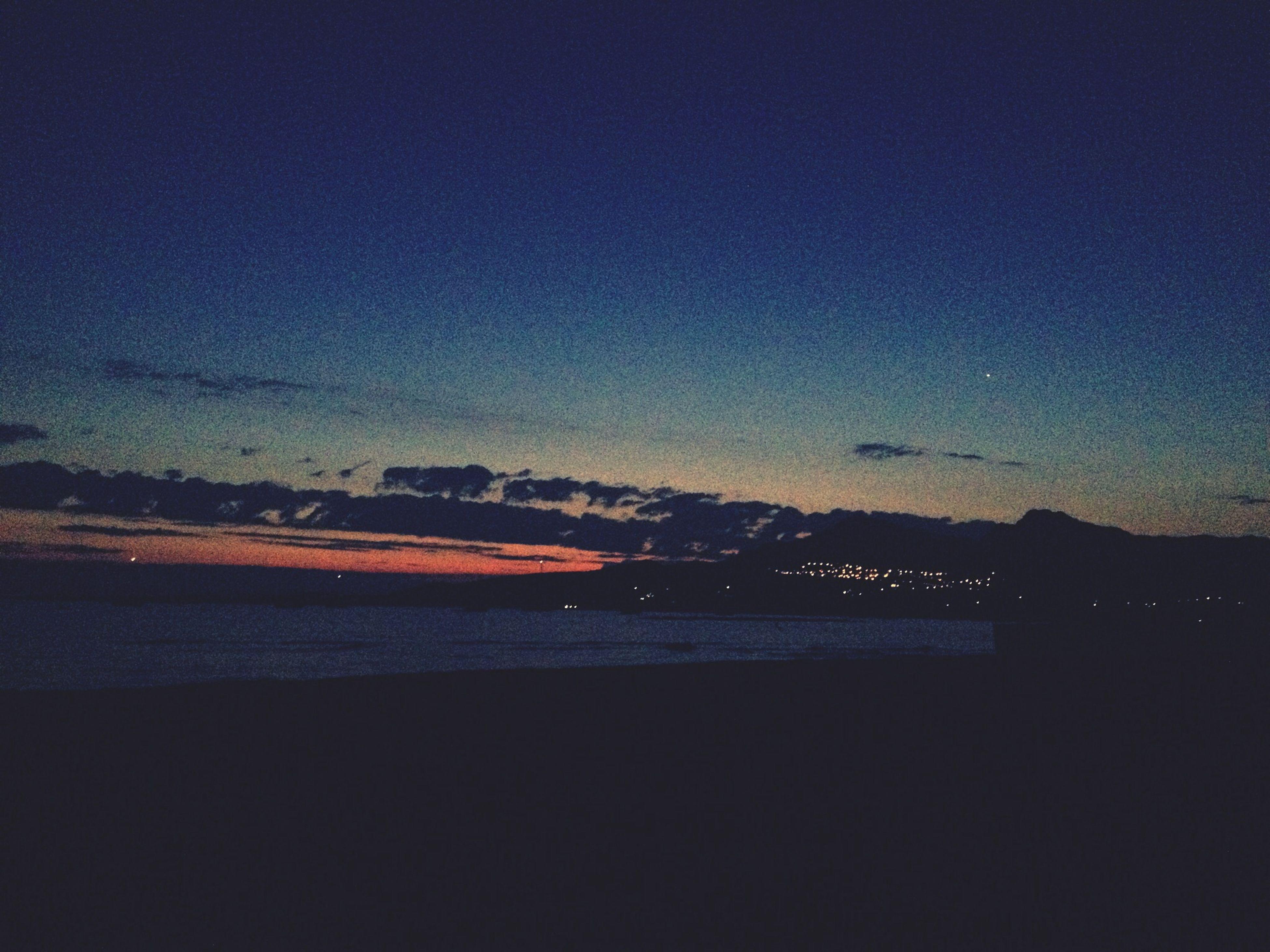 Night Landscape Corsican Paradise 5oclocksomewhere