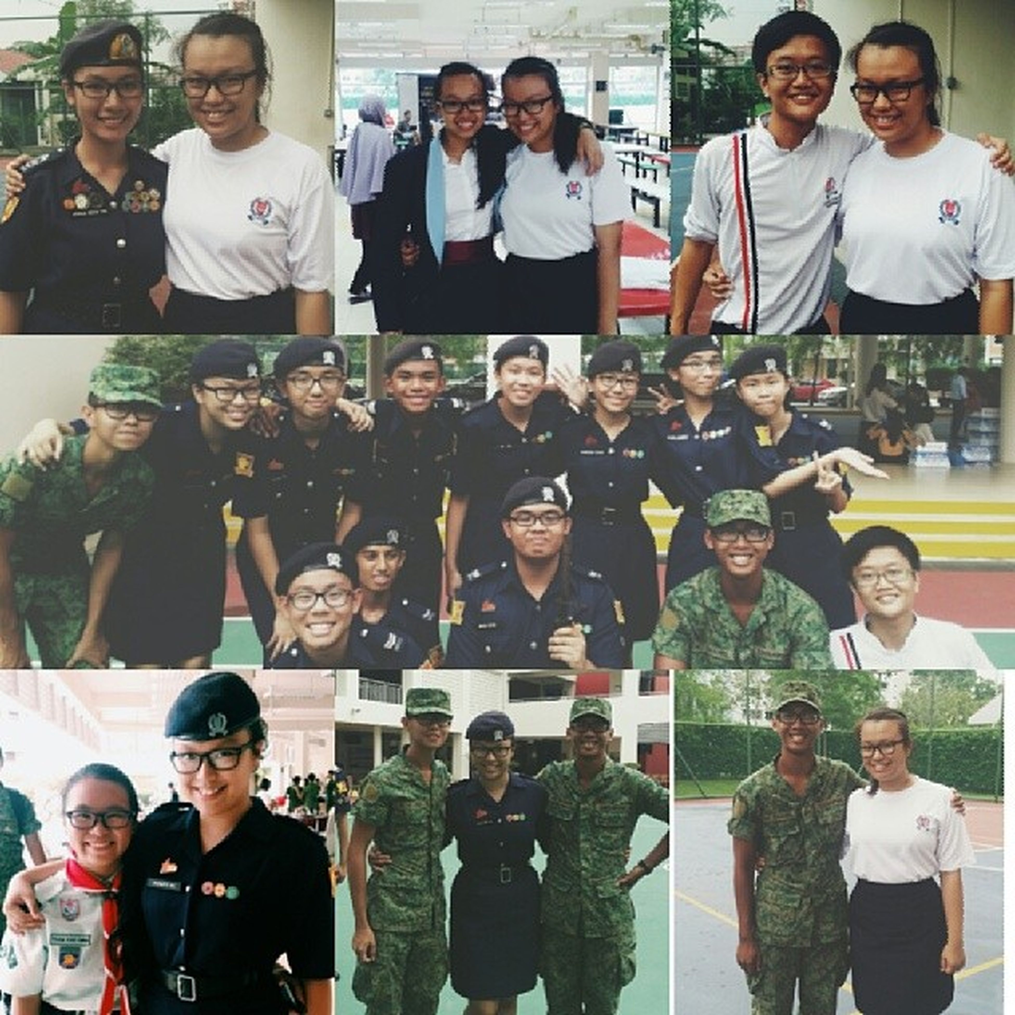 Speech Day'14 with the best people ?? So honoured to be the GOH. Can't ask for more! :') Dmnnpcc
