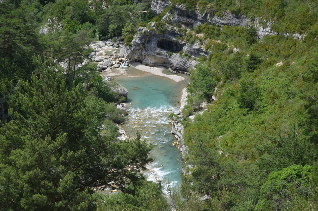 Gorges De Verdon French Water Nature Travel Destinations Sunlight Crystal Clear Waters Caves Waterfall Summertime Amazing Memories Why Did I Forget My Bathing Suit