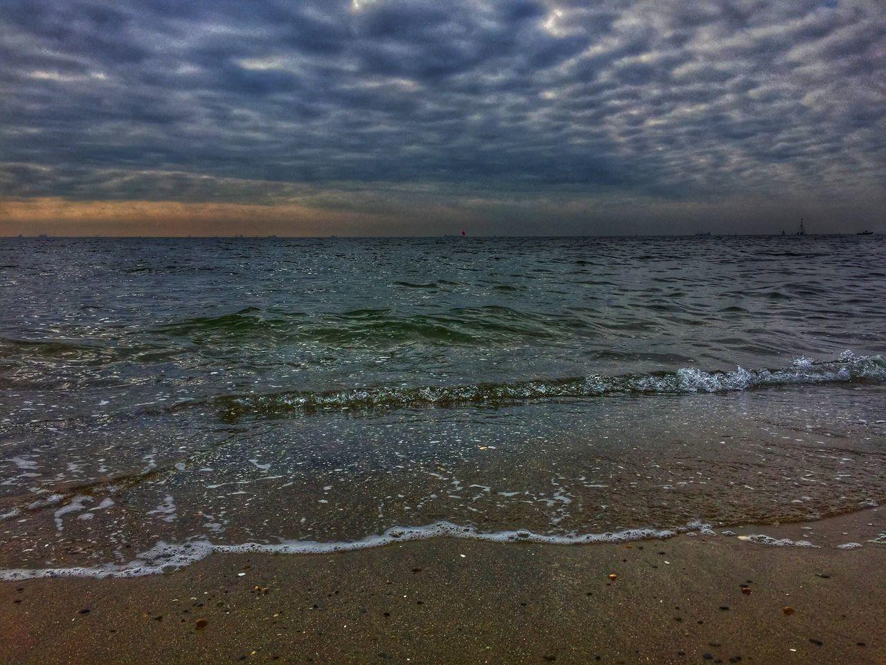 海! IPhoneography Sea And Sky