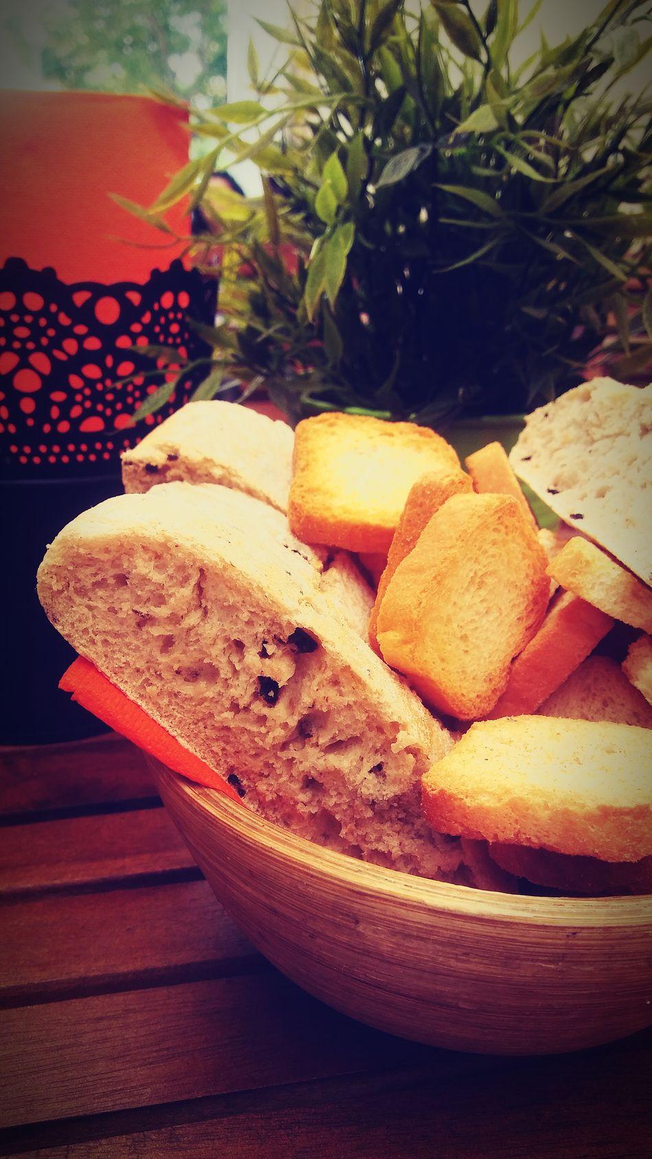 Food Friends Bread Lechuga