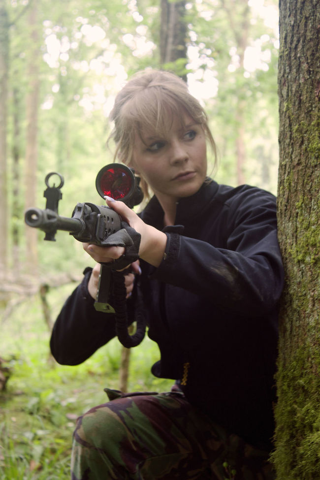 Airsoft photoshoot Airsoft Girl Hobby Airsoft Photography Airsoft Player Airsoft Outdoors