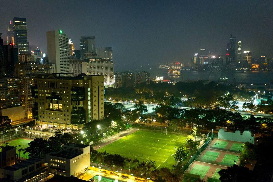 Rooftop over Hongkong Week On Eyeem HongKong FujiX100S